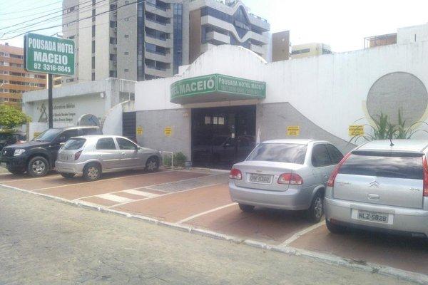 Pousada Hotel Maceio - фото 19