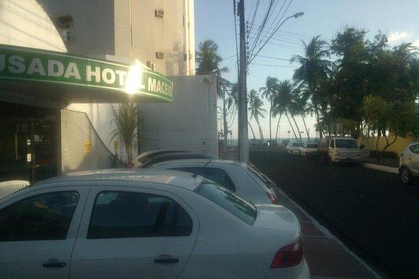 Pousada Hotel Maceio - фото 23