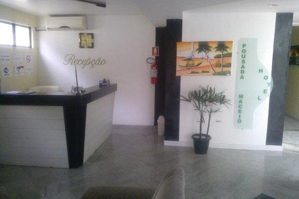 Pousada Hotel Maceio - фото 5