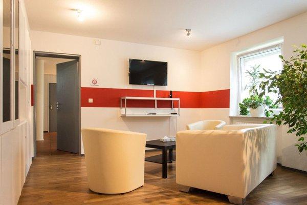 A1 Hostel Nurnberg - фото 17