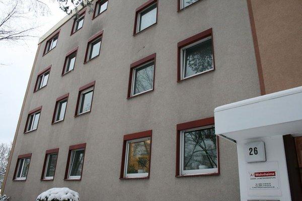 A1 Hostel Nurnberg - фото 23