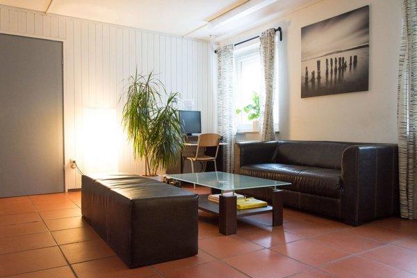A1 Hostel Nurnberg - фото 8
