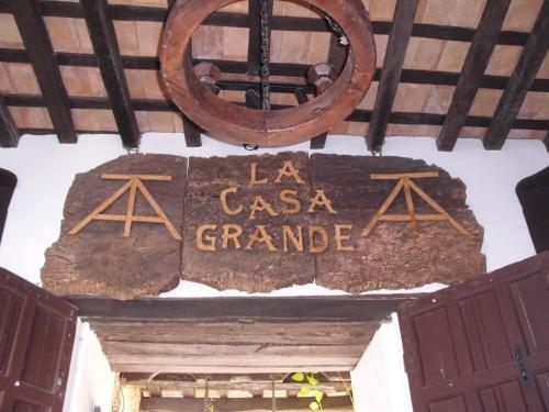 Posada La Casa Grande - фото 19