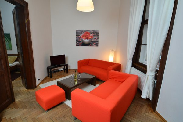 Mivos Prague Apartments Vltava - фото 8