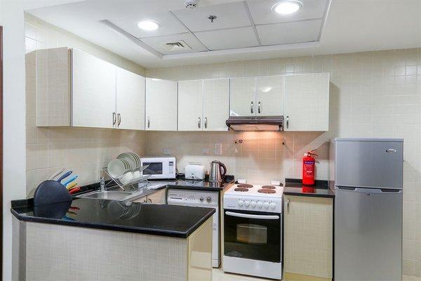 Splendor Hotel Apartments Al Barsha - фото 15