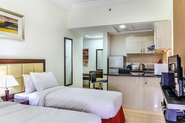 Splendor Hotel Apartments Al Barsha - фото 2