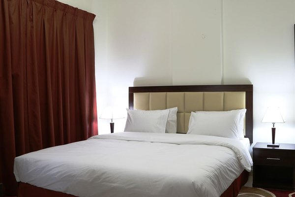 Splendor Hotel Apartments Al Barsha - фото 4