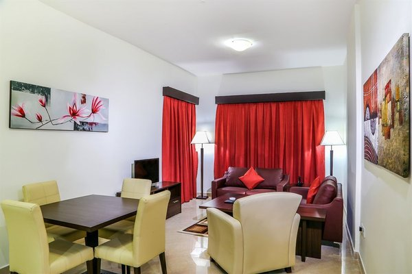 Splendor Hotel Apartments Al Barsha - фото 5