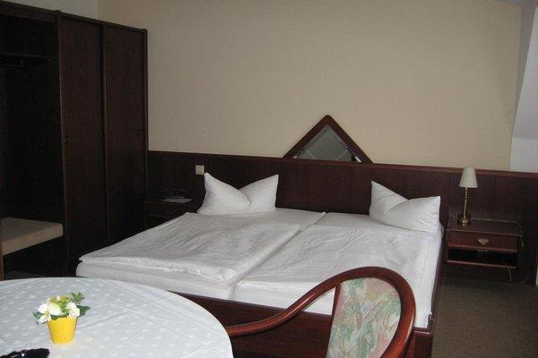 Hotel Siegmar im Geschaftshaus - фото 4