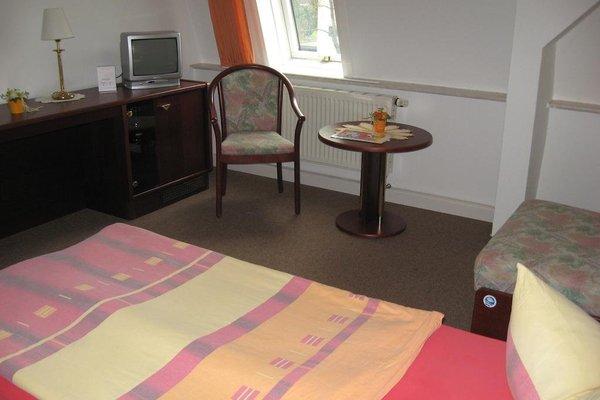 Hotel Siegmar im Geschaftshaus - фото 5
