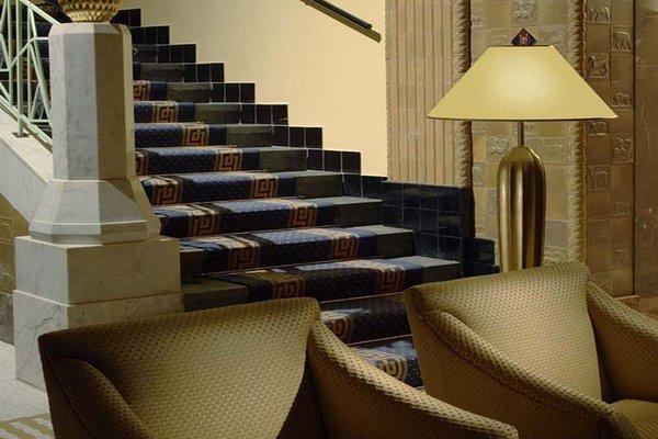 Art Deco Imperial Hotel - фото 12