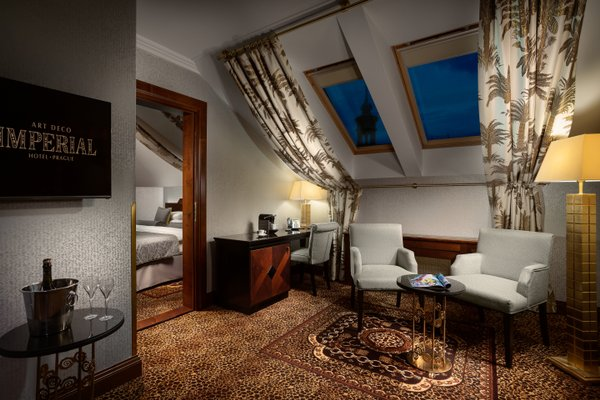 Art Deco Imperial Hotel - фото 2