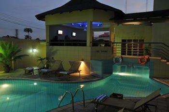 BEST WESTERN GRA Port Harcourt - фото 21