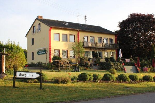 Hotel Landhaus Neuhof - фото 17