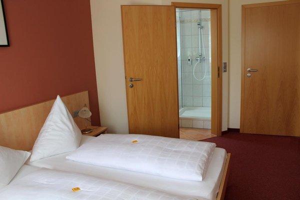 Hotel Heike garni Nichtraucherhotel - фото 9