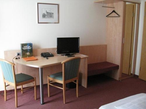 Hotel Heike garni Nichtraucherhotel - фото 6