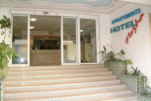 Appart'hotel Nezha - фото 32