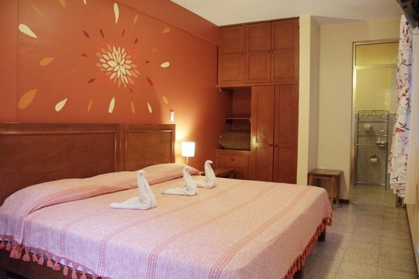 Hotel Florida Oaxaca - фото 29