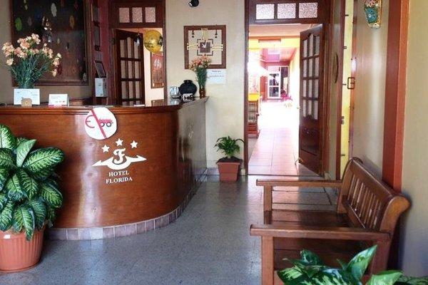 Hotel Florida Oaxaca - фото 19
