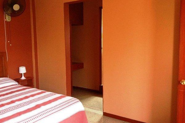 Hotel Florida Oaxaca - фото 8