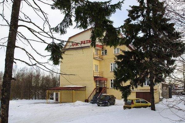 Отель Петр - фото 23