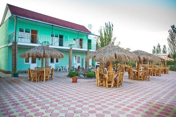 Отель «Воробьиное гнездо», Судак
