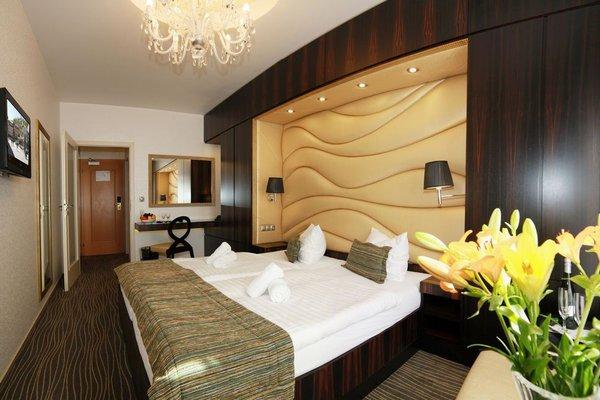 Отель Ambiente - фото 1
