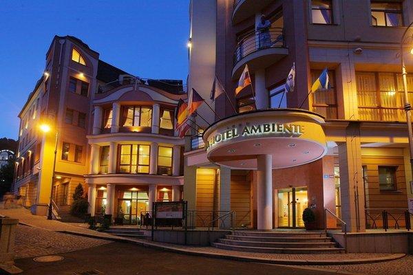 Отель Ambiente - фото 22