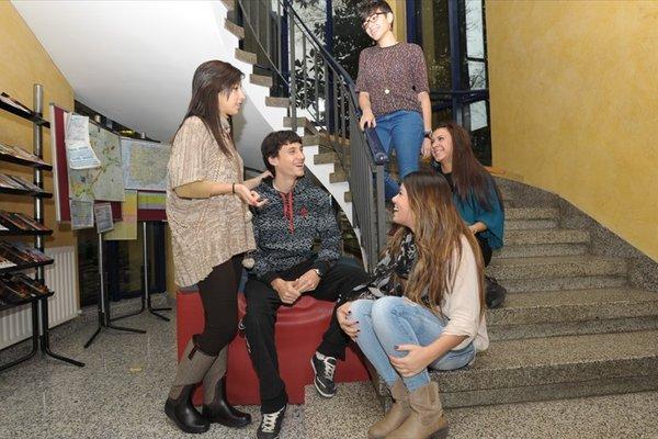 Bilbao Aterpetxea Hostel - фото 17