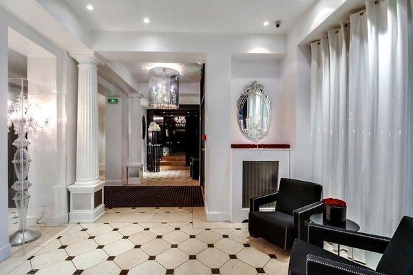 Monhotel Lounge & SPA - фото 11