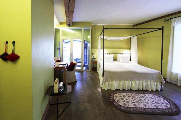 Отель Три сестры - фото 37