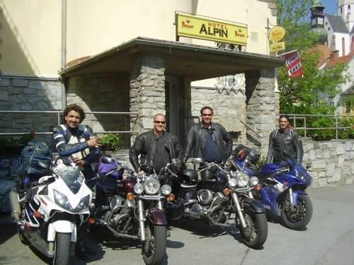 Hotel Alpin Murau - фото 17