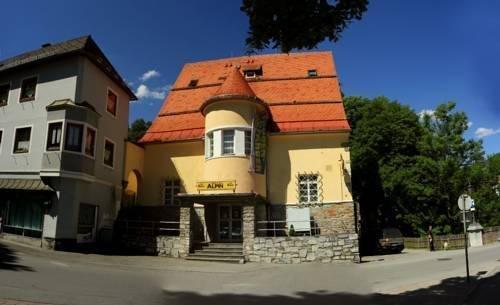 Hotel Alpin Murau - фото 20