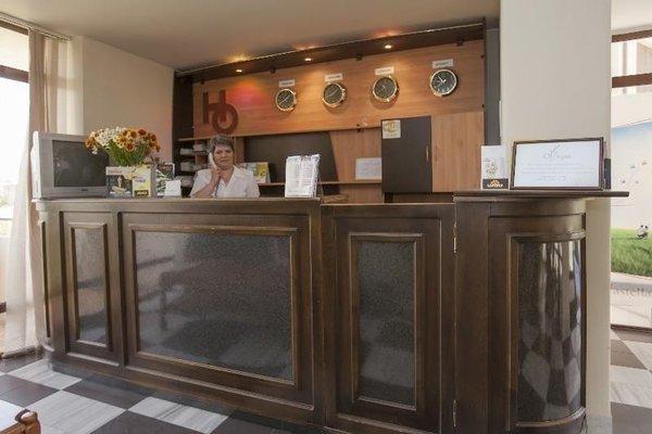 Отель Олимпия - фото 12