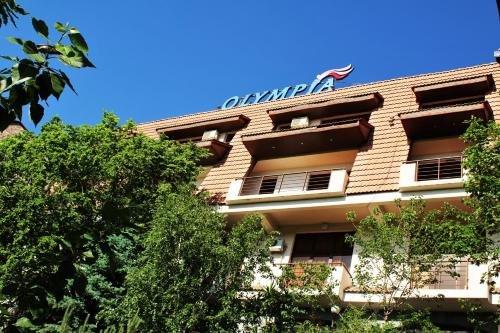Отель Олимпия - фото 21