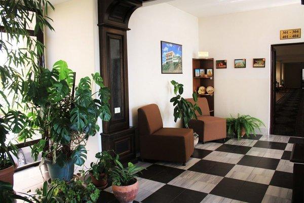 Отель Олимпия - фото 8