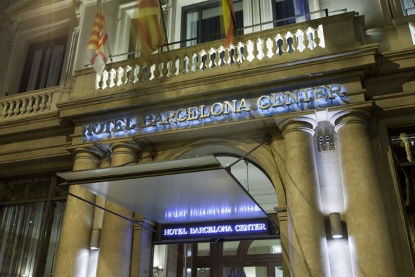 Hotel Barcelona Center - фото 20