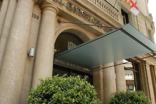 Hotel Barcelona Center - фото 22