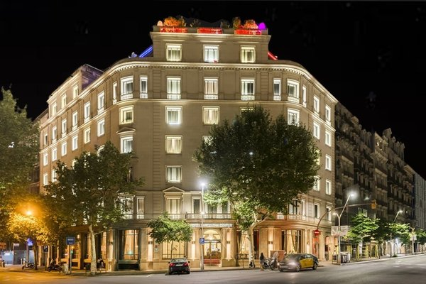 Hotel Barcelona Center - фото 23