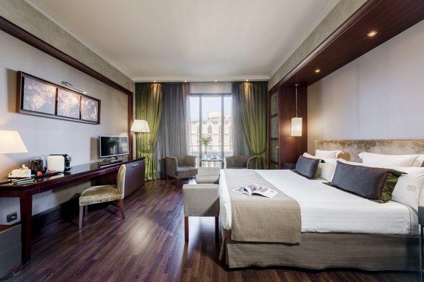 Hotel Barcelona Center - фото 3