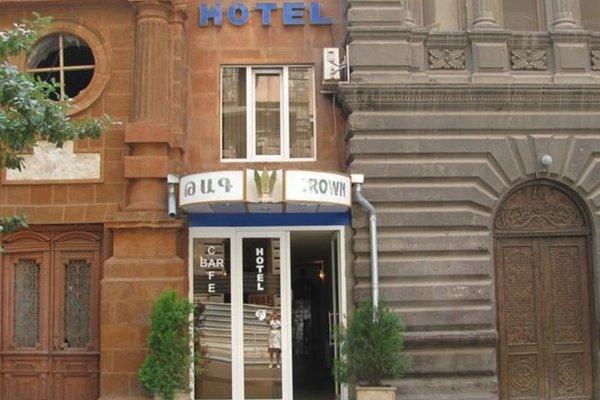 Гостиница Корона - фото 22