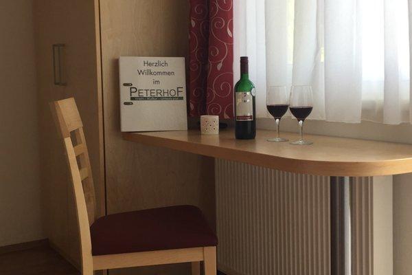 Pension Peterhof - фото 15