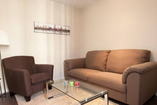 AB Arago Apartments - фото 10