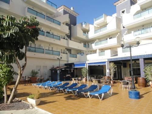 Playamarina II Aparthotel Cabo Roig - фото 21