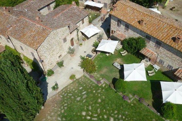 Ферма «Tenuta ill Palazzo Agriturismo», Ареццо