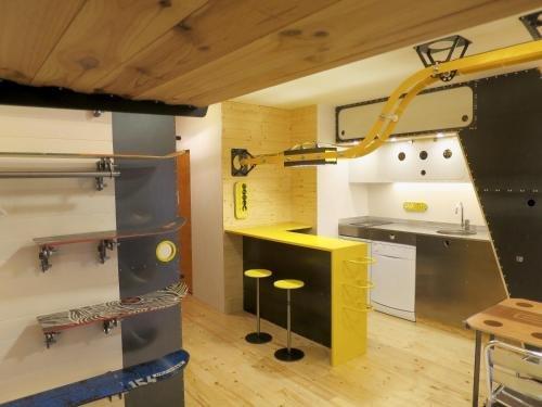 SnowSun Apartments - фото 13