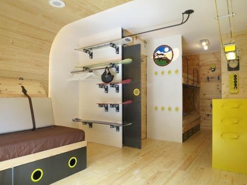 SnowSun Apartments - фото 15
