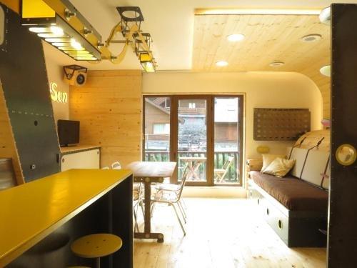 SnowSun Apartments - фото 20