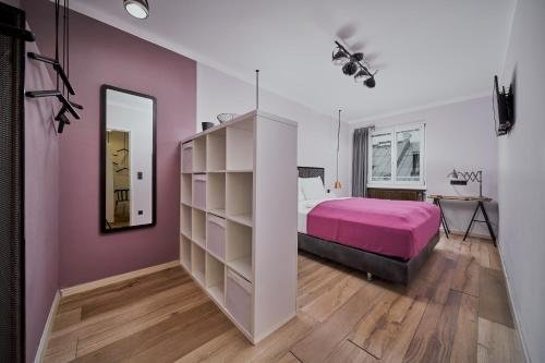 Salzburg Apartment - фото 26