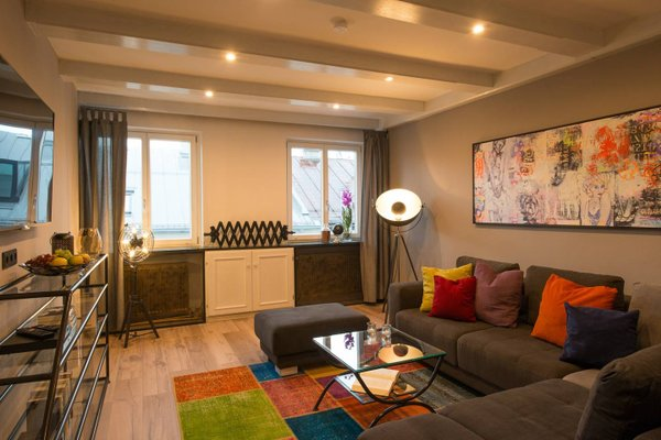 Salzburg Apartment - фото 11
